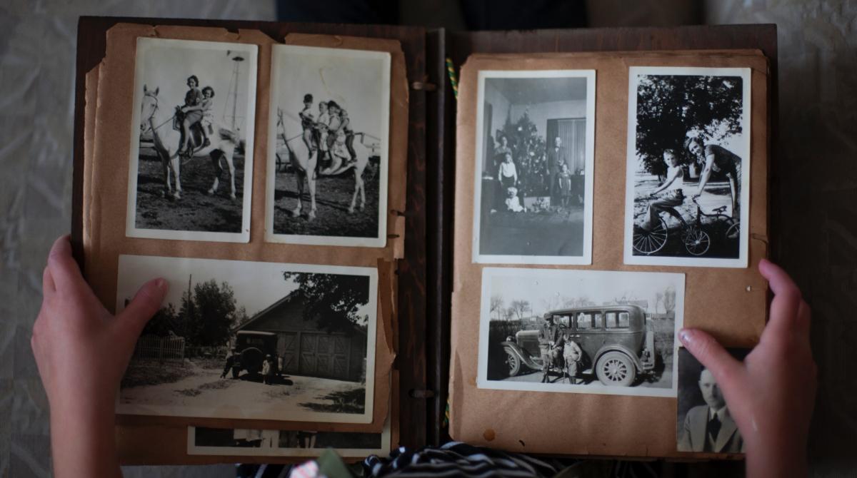 Álbum de fotografies